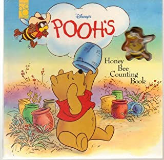 Disney's Pooh's Honey Bee Counting Book (Mouse Works)