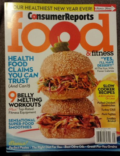Consumer Reports Food & Fitness