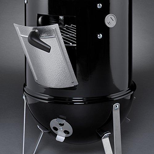 Weber 14-inch Smokey Mountain Cooker, Charcoal Smoker