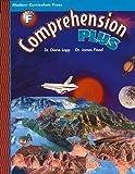 Comprehension Plus Homeschool Bundle (2002) Level F