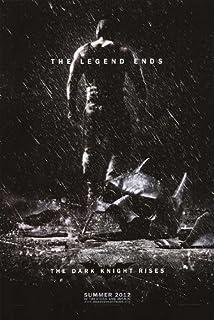 Dark Knight Rises - Authentic Original 27x40 Rolled Movie Poster