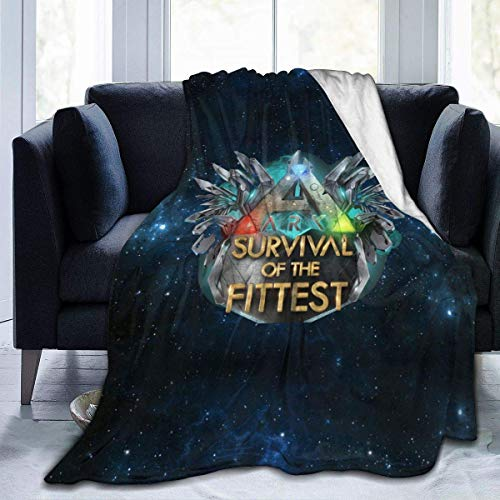 ARK Survival Evolved Blanket Warme superweiche Flanelldecke Cosy Winter Blanket