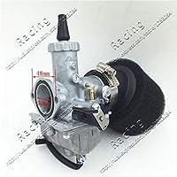 Vm26炭水化物30ミリメートルキャブレター42ミリメートルエアフィルター用140cc 150ccの160ccエンジンpitster pro ssr thumpstarピットダートバイクモトクロス