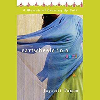 Cartwheels in a Sari cover art