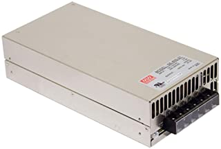 """MEAN WELL SE-600-24 AC to DC Power Supply, Single Output, 24V, 25 Amp, 600W, 1.5"""" - 295902"""