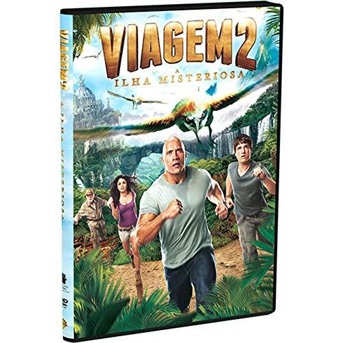 Viagem 2 A Ilha Misteriosa [DVD]