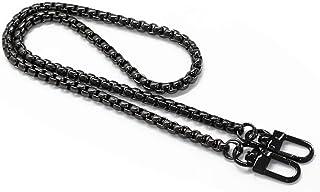 12038c498b5 Correa de cadena de repuesto para bolsa de metal, correa de hierro plana  para hombro