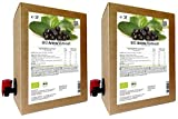 [page_title]-BIO Aronia Muttersaft - 100% Direktsaft 6 Liter ( 2 x 3 Liter )