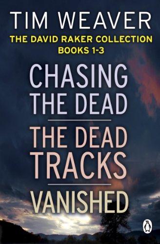 The David Raker Collection Books 1-3 (David Raker Missing Persons Book 1) (English Edition)