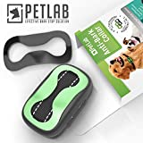 PetLab Dog Anti Bark Collar for Small Large Dogs No Shock Barking Collars