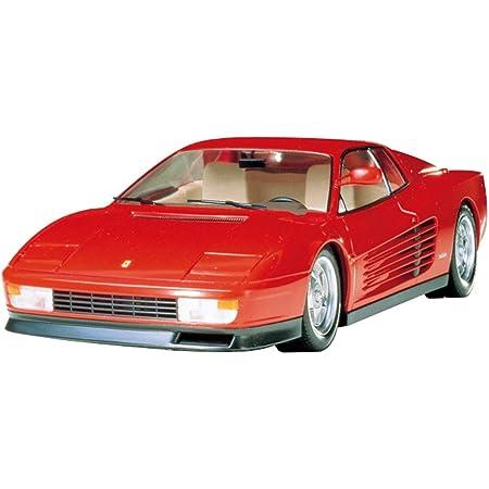 24059 Tamiya Ferrari Testarossa 1 24 Scale Plastic Model Kit Needs Assembly Japan Import Amazon De Baby