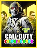 Color Me! - Call Of Duty Coloring Book: Call of Duty Coloring Book: GREAT Coloring Collection with GIANT PAGES and EXCLUSIVE ILLUSTRATIONS for Fans of COD