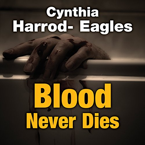Blood Never Dies audiobook cover art
