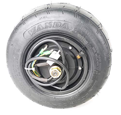 Rueda eléctrica Motor de Cubo Rueda Widen Citycoco Rueda de Coche eléctrico...