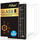 Ailun Screen Protector Compatible with Galaxy J7 2016 3Pack Tempered Glass Compatible with Galaxy J7 2.5D Edge Anti Scratch Case Friendly Siania Retail Package