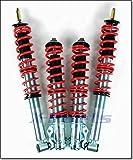 X-Parts Gewindefahrwerk VR6 G60 35-65mm + Gasdämpfer 1022601