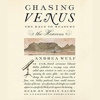 Chasing Venus audiobook cover art