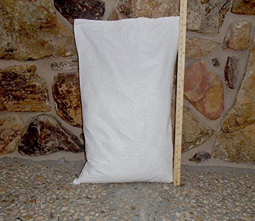 White Bag Co. Qty of 500 18