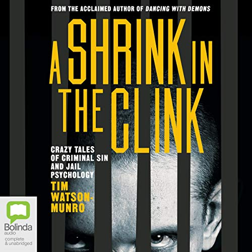 Shrink in the Clink audiobook cover art