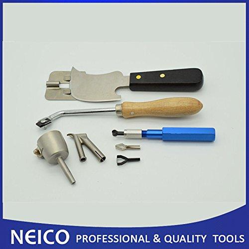 Kit de soudure de sol en vinyle de haute qualité, outils d'installation de sol (6 pièces)