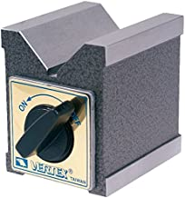 Vertex 2.87 X 2.36 X 4.29 INCH Magnetic V-Block with Switch (3402-0997)