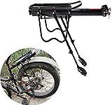 WAN Qin Biking Bike Carrier Estante, Aleación de Aluminio Ajustable Bicicleta Bicicleta Equipo de Ciclismo Ciclismo Bicicleta Transporte Mayor