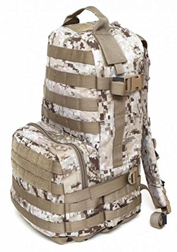 LBX TACTICAL Lite Load Backpack, Inland Taipan*