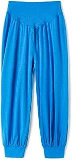 Boy's Baggy Casual Harem Pants Girls Dance Trousers
