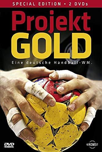 Projekt Gold - Eine deutsche Handball-WM (Special Edition, 2 DVDs)