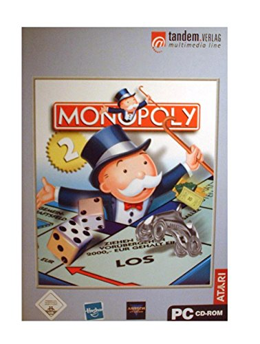 Monopoly 2 [Importación alemana]