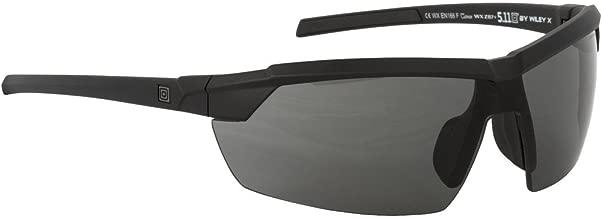 Tactical 5.11 Mens Accelar 3 Lens Eyewear Charcoal 1 Sz 5.11 Tactical Apparel 52070-018-1SZ