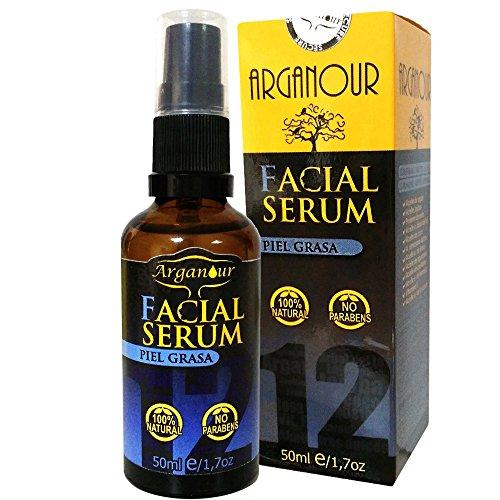 Arganour Serum Facial Piel Grasa - 50 ml