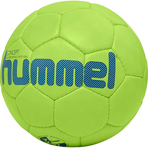hummel HMLCONCEPT-Handball Sport, grün/Blau, 2
