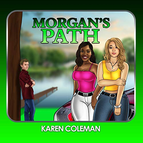 Morgan's Path audiobook cover art