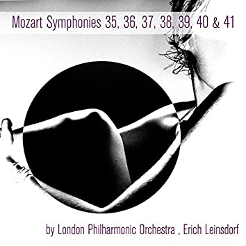 Mozart: Symphonies Nos. 35, 36, 37, 38, 39, 40 & 41