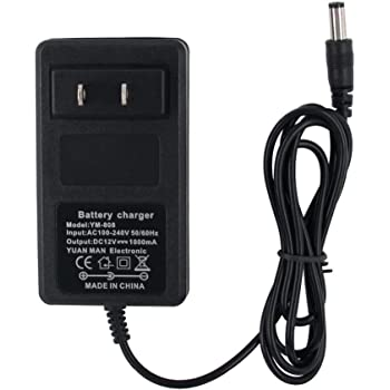 12V AC//DC Adapter For DYNACRAFT Tonka Dump Truck Ride On Battery Charger 12 Volt