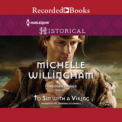 To Sin with a Viking audiobook cover art