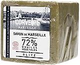 Sapone di Marsiglia extrapuro 72% olio di oliva 300g