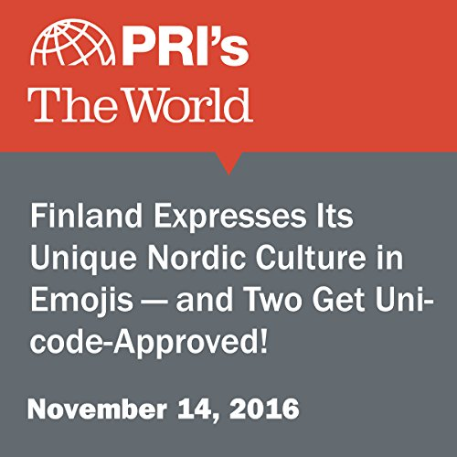 Finland Expresses Its Unique Nordic Culture in Emojis — and Two Get Unicode-Approved! cover art