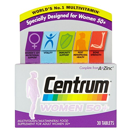 Centrum Women 50 Plus - Pack Of 30 Tablets
