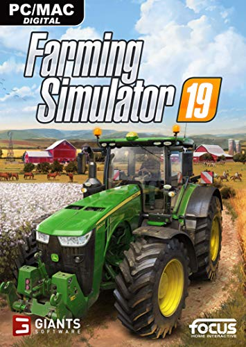 Farming Simulator 19 Standard | Téléchargement PC - Code Steam