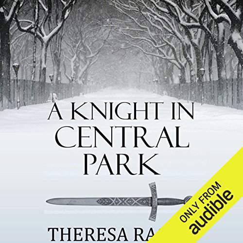 A Knight in Central Park audiobook cover art