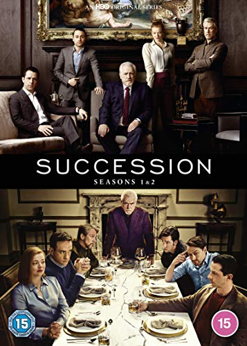 Succession: Seasons 1 & 2 [DVD] [2019]