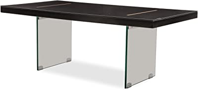 Durian Alex Coffee Table (Matte Finish, Black)