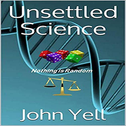 Unsettled Science audiobook cover art