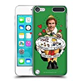 Official Elf Movie Buddy Food Groups Graphics 2 Hard Back Case Compatible