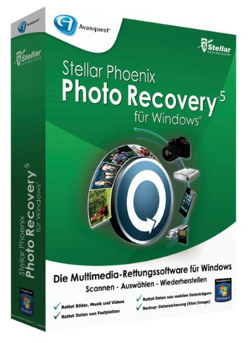 Stellar Photo Recovery 5 für Windows
