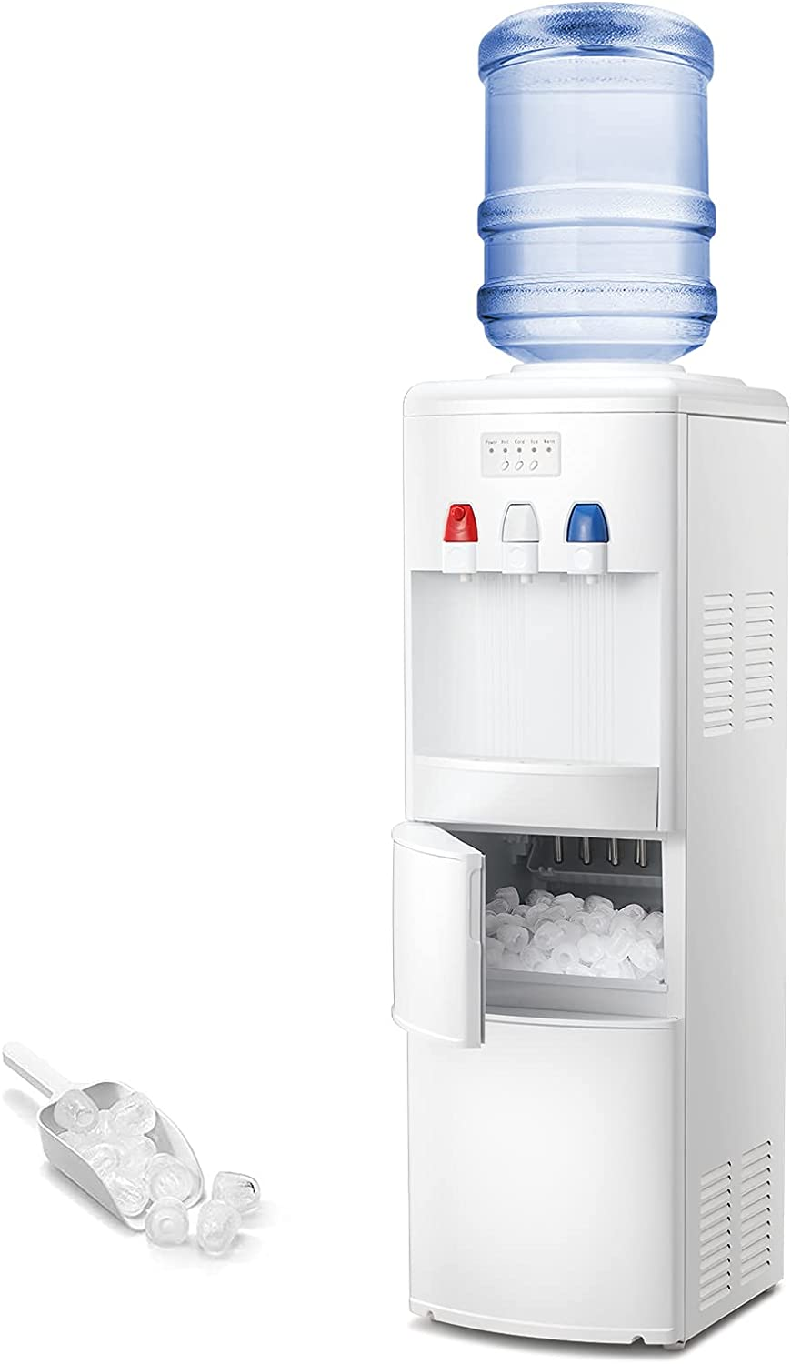 Antarctic Star Excellence 2-in-1 Water Cooler Dispenser Built-in Ice with M Sales results No. 1