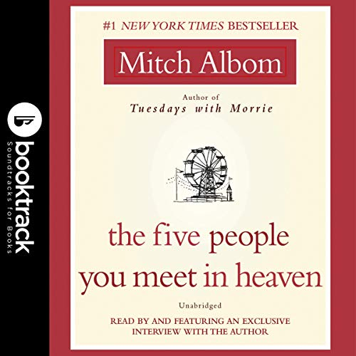 The Five People You Meet in Heaven cover art