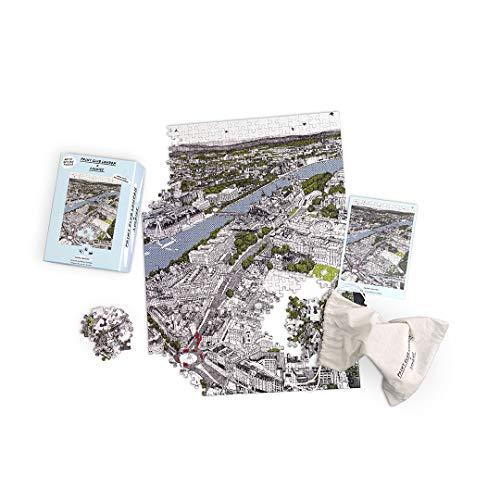 Rompecabezas Print Club  x   de 500 Piezas, Rompecabezas para Adultos, Rompecabezas City   Cityscapes, edición de Artista, Rompecabezas Clare Halifax